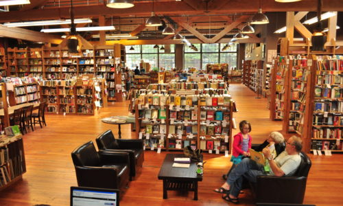 Elliott Bay Book Company Redesign