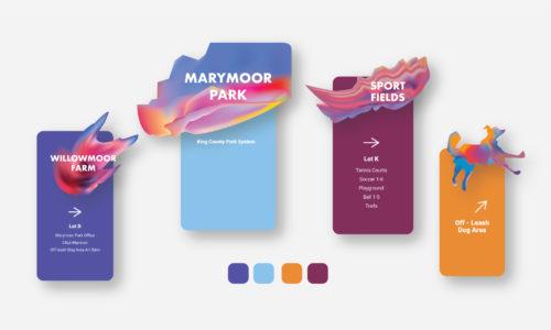 Marymoor Park Wayfinding